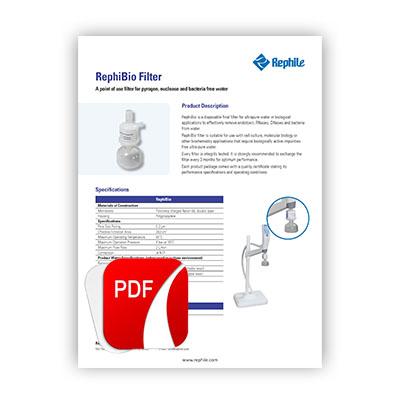 RephiBio Filter