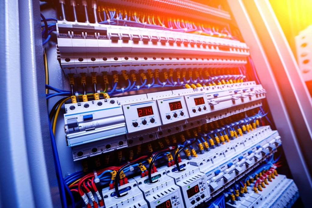 Inspección termográfica de tableros eléctricos - repinel mexico