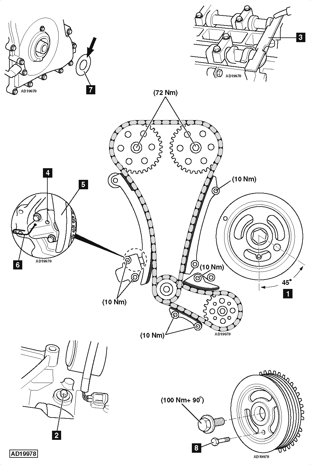 T13690712 timing chain marks envoy 2003 further nissan altima engine diagram sensors furthermore chevrolet cruze knock