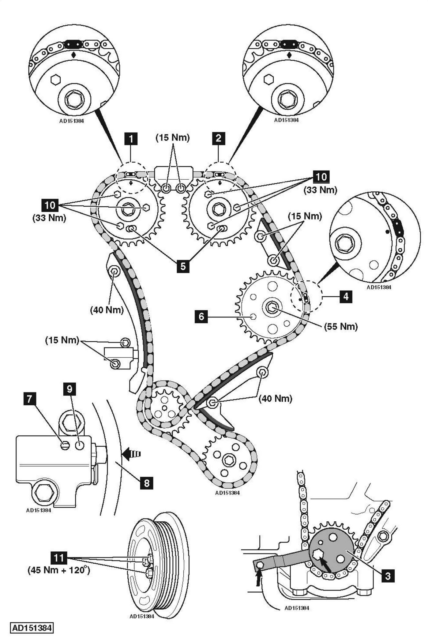 Wrg Ford 5 4 Engine Diagram Timingmarkes