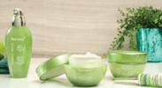 The Naturally Timeless Skin Care Line