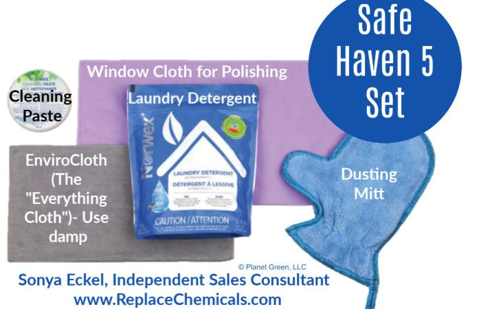 Norwex Basics: How does Norwex work? How do I use my Norwex?  What makes Norwex different?