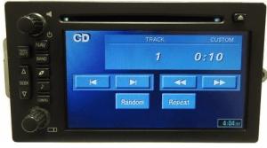 GM 2003 TruckSUV Bose NonLux TNR Touchscreen Navigation radio 15229287 REMAN