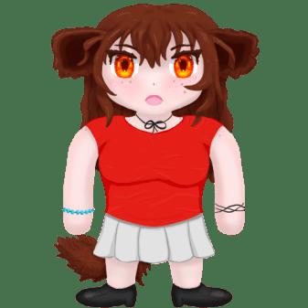 Chibi Nina by Nohealforu