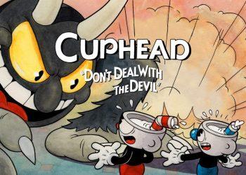 Cuphead by Studio MDHR