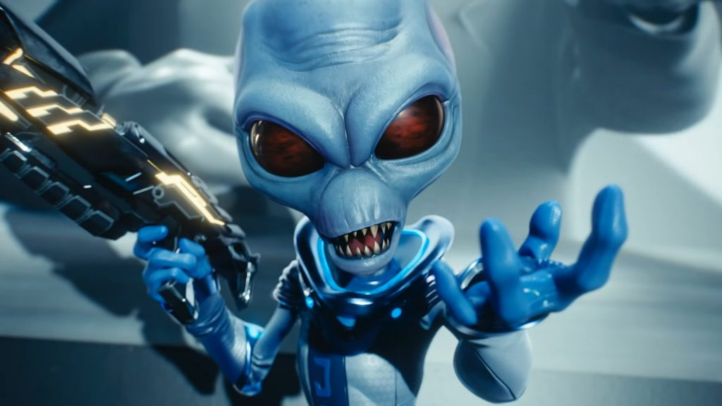 Destroy All Humans! Remake Coming in 2020