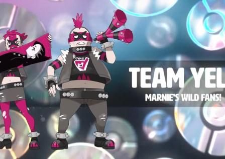 team-yell