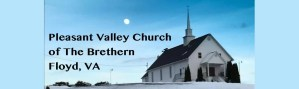 Pleasant Valley Church Brethern Floyd