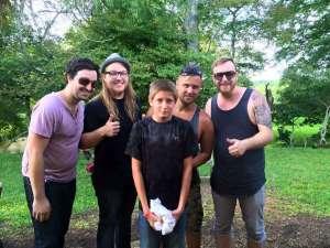 Replenish Festival 2015 - BrightWork with Fan
