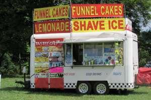 Replenish Festival 2015 - Funnel Cakes