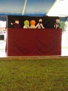 Replenish Festival 2015 - Puppet Ministry