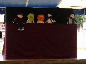 Replenish Festival 2015 – Puppet Ministry