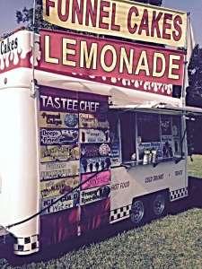 Replenish Festival 2015 – Food Truck