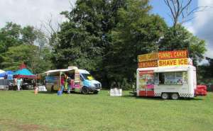 Replenish Festival 2015 - Food Trucks