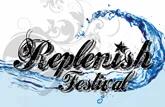 Replenish Festival Logo