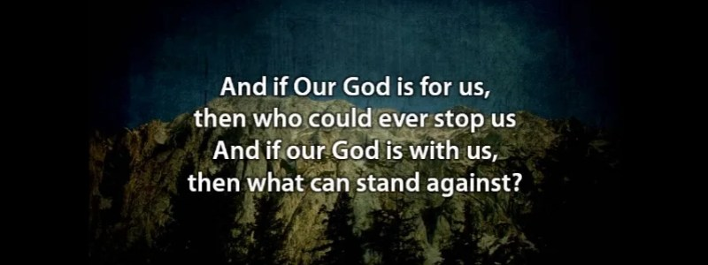 Our God Lyrics - Worship