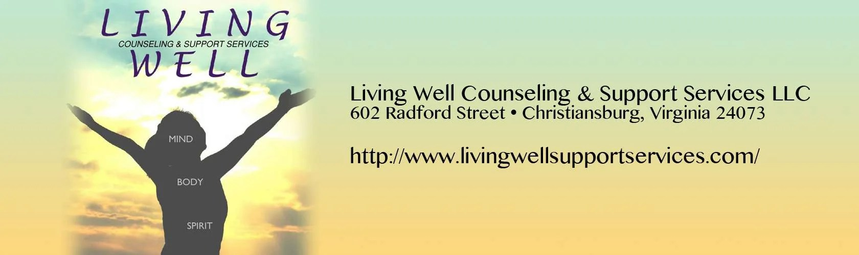 Living Well Counseling