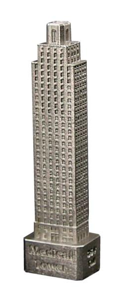 Replica Buildings Infocustech Medical Tower 150