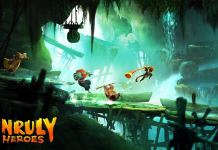 unruly-heroes-android-ios-1 Unruly Heroes: jogo indie offline é lançado no Android e iOS
