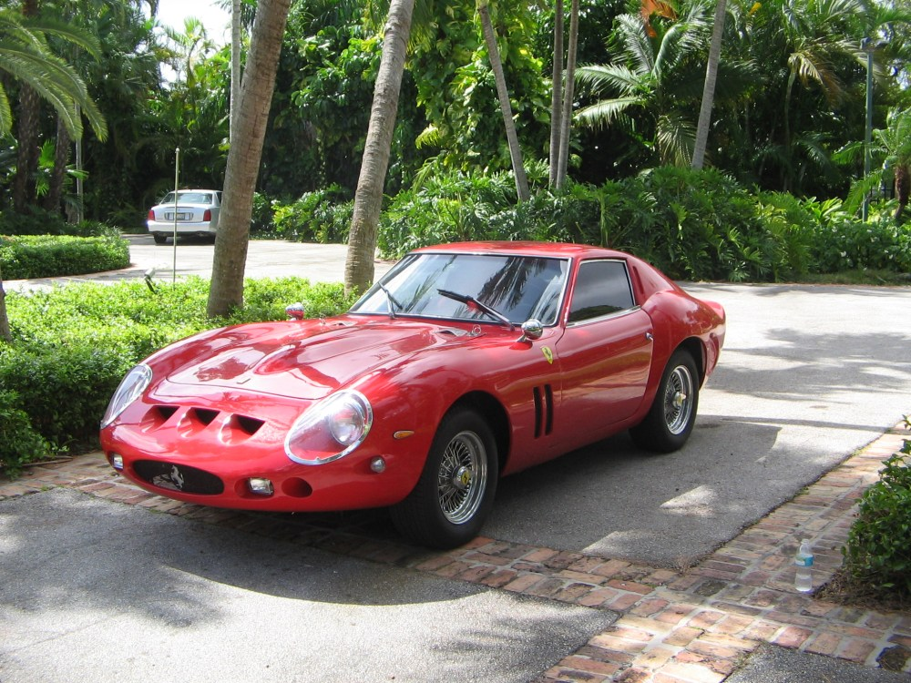 Ferrari 250 GTO replica - FOR SALE (1/3)