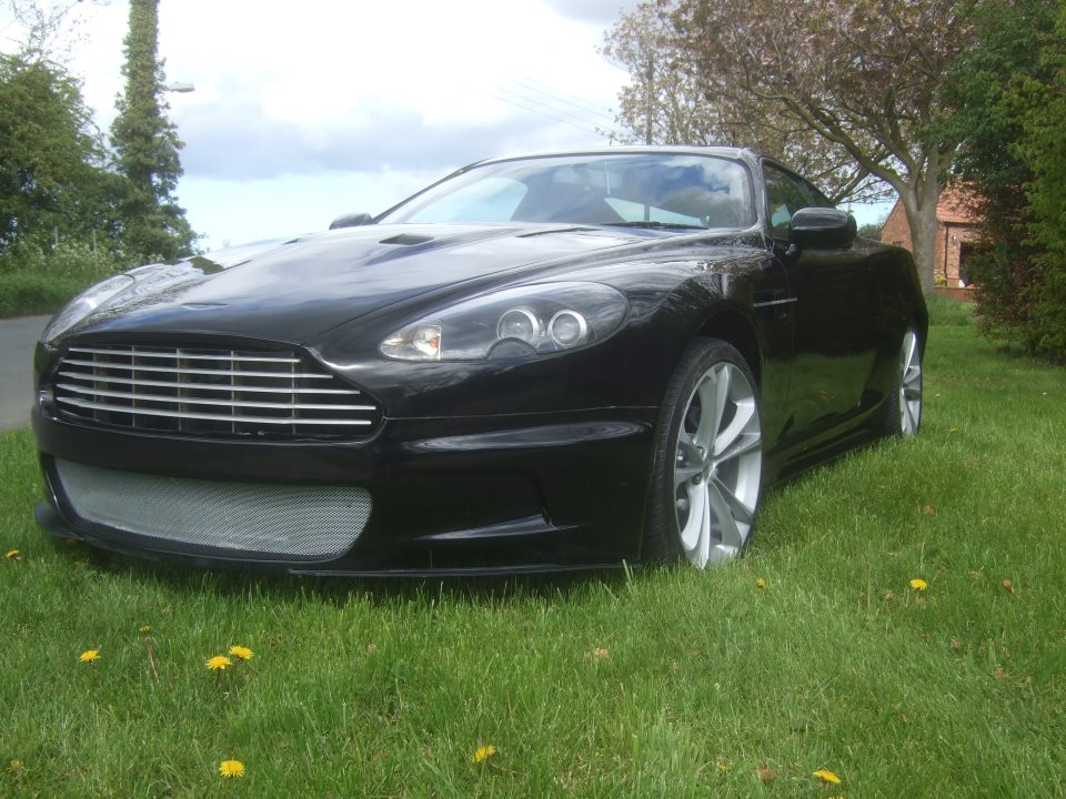 Aston Martin DBS replica by MI6 Cars - FOR SALE