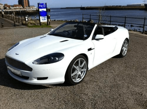 Aston Martin DB9 convertible replicas - FOR SALE (1/4)