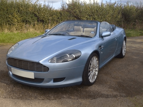 Aston Martin DB9 convertible replicas - FOR SALE (3/4)
