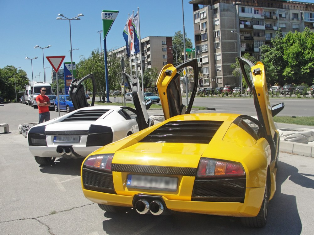 Lamborghini Murcielago replica by Best Kit Cars (4/4)