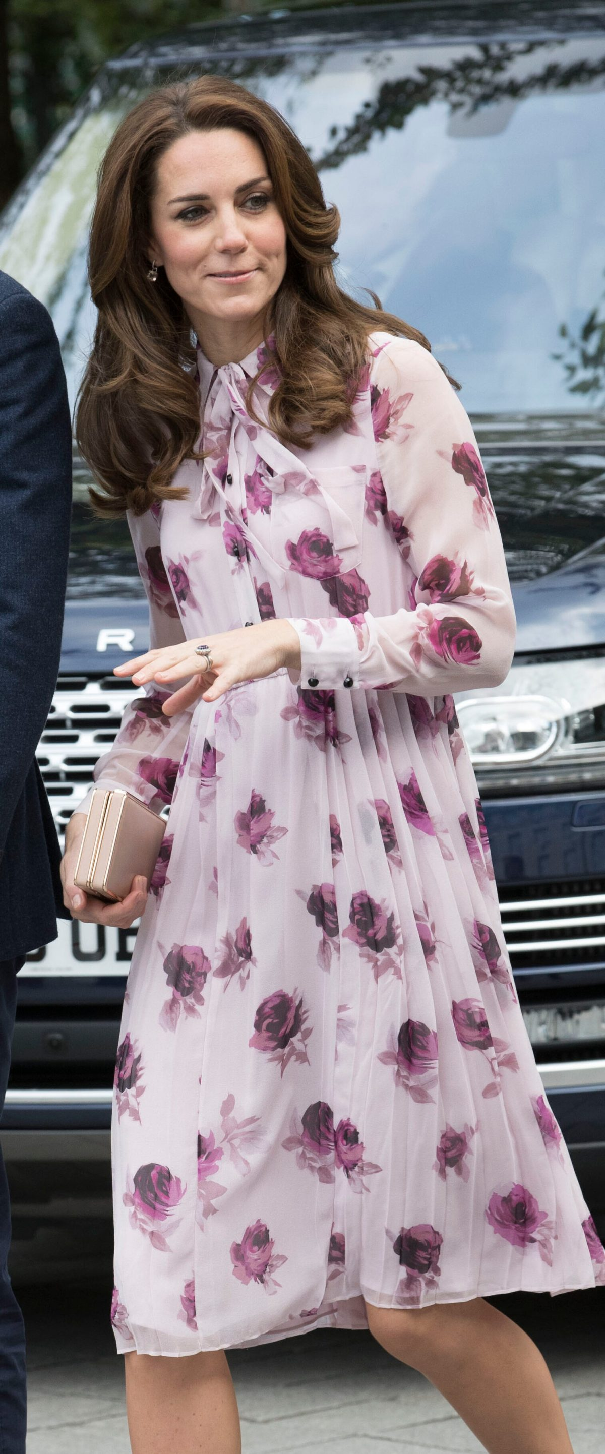 Kate Spade floral dress