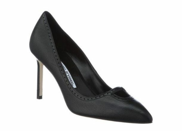 Manolo Blahnik 'Calogera' heel
