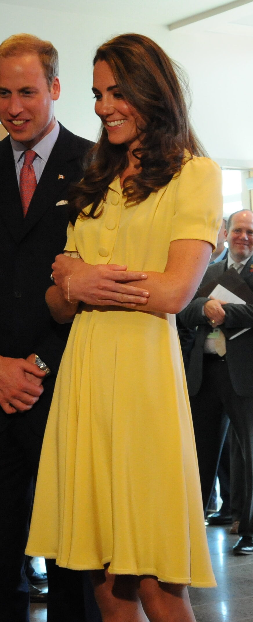 Duchess Cambridge / Government of Alberta/flickr