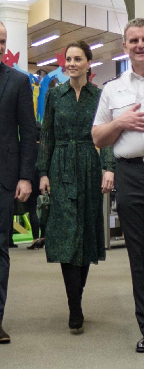 Michael Michael Kors peacock shirt dress