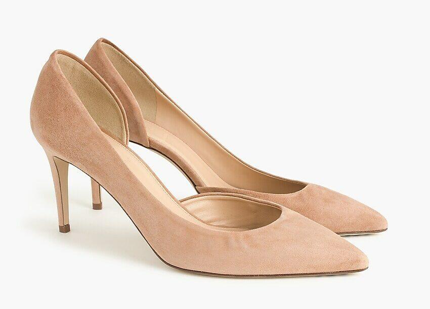 J Crew Lucie d'Orsay heels