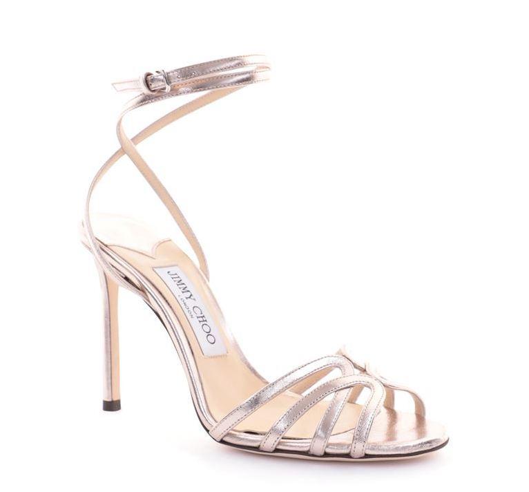 Jimmy Choo 'Mimi' 100 heels