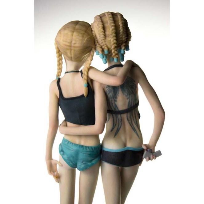 Eric van Straaten - 3D printed sculptures
