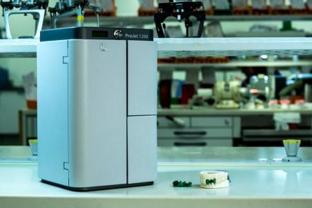 2.1.1a - SLA - 3D Systems - Projet 4200
