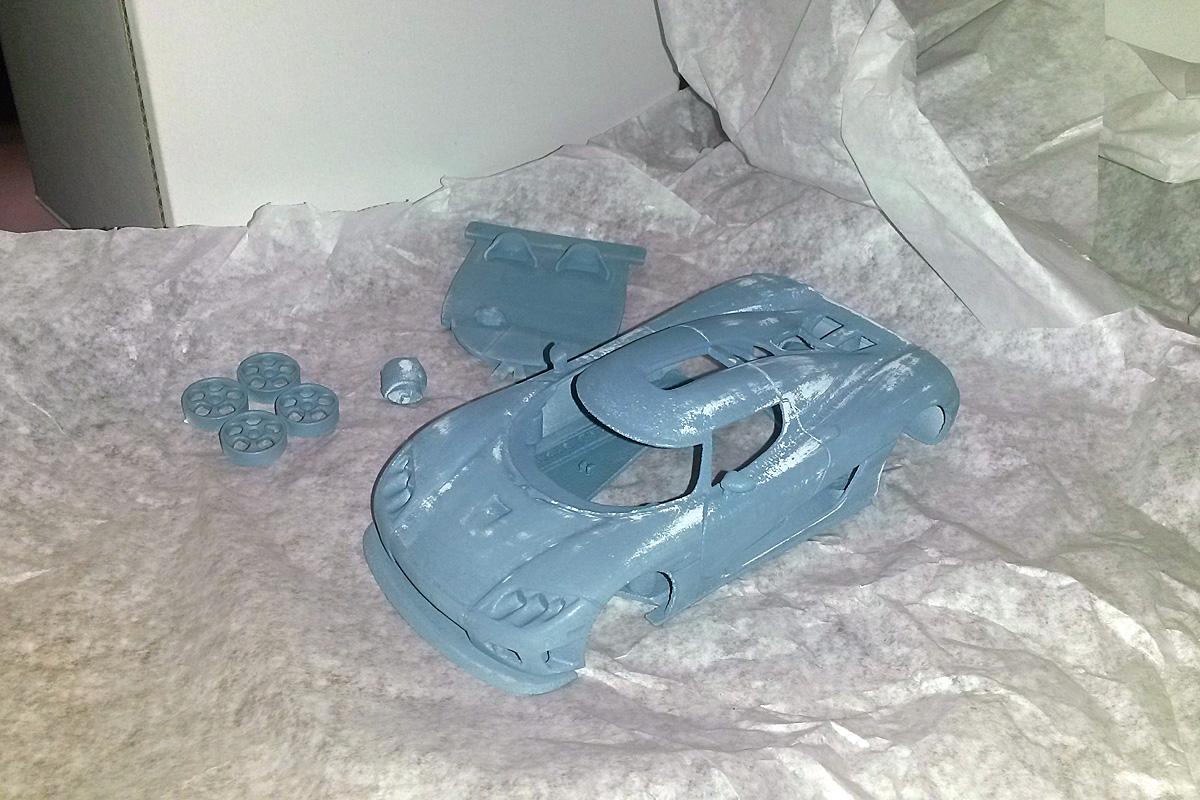 3DP Koenigsegg CCX1