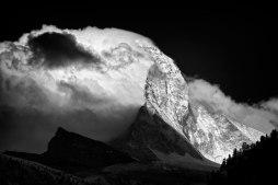 Matterhorn, Boiling Clouds, Nenad Saljic