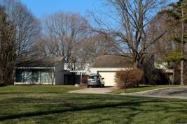 Ormsbee house, 1970, Urbana, Illinois (photo April 2014)
