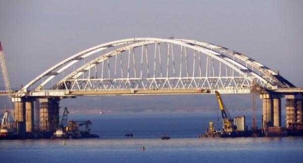 Госдеп: «Крымский мост – это укрепление аннексии ...