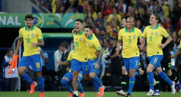 Сборная Бразилии - победитель Копа Америка-2019 — Replyua.net