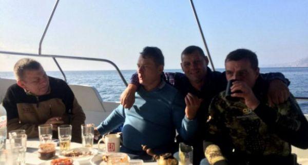 «Гиркин капут»: Террорист «Бес» в Крыму с военными РФ ...