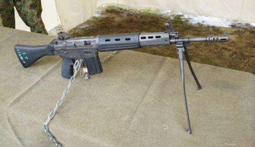 20世紀の戦場を変えた、新兵器(アサルトライフル)