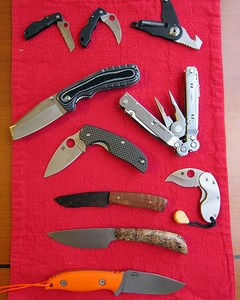 ナイフを長持ちさせるメンテナンスと使い方
