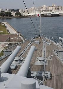 「金剛型戦艦」太平洋戦争中最も活躍した戦艦(巡洋戦艦)