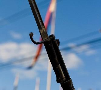 銃剣の歴史と存在意義