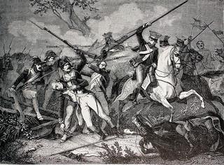 17世紀から18世紀、欧州の陸上戦...