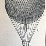 フランス軍事気球小史