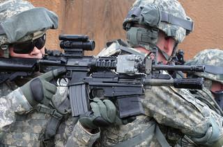 M26 12-Gauge Modular Accessory Shotgun System (MASS)