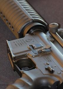 ウエスタンアームズ M4A1 CQB-R RISモデル レビュー